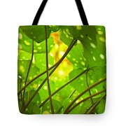 Ligularia Tussilaginea Tote Bag
