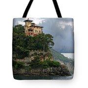 Liguria. Riviera Di Levante  Tote Bag