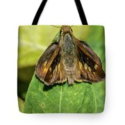 Like A Moth To A Flame Tote Bag