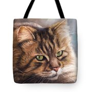 Like A Tiger Tote Bag