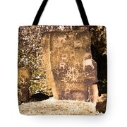 Like Ancient Graffiti  Tote Bag