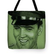 Like Any Other Soldier Tote Bag