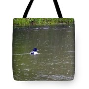 Like Rain Off A Ducks Back Tote Bag