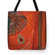 Like The Fabrics Of India Tote Bag
