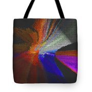 Like Wings Of Dawn Tote Bag