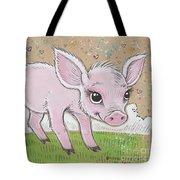 Lil Piglet Tote Bag