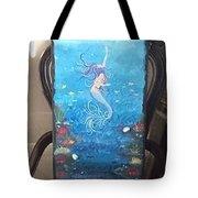 Lila Tote Bag