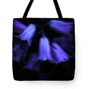 Bluebell Abyss Tote Bag