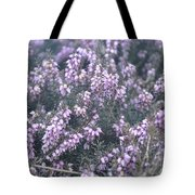 Lilac Bells Tote Bag