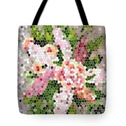 Lilac Bouquet II  Tote Bag