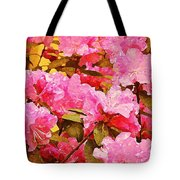 Lilac Candy Tote Bag