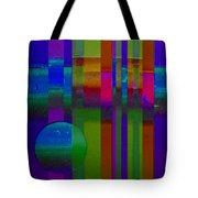 Lilac Doors Tote Bag