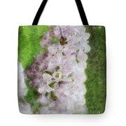 Lilac Dreams - Digital Watercolor Tote Bag
