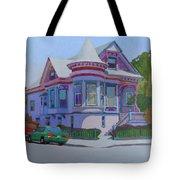 Lilac House, Alameda Tote Bag