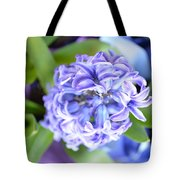 Lilac In Bloom Tote Bag