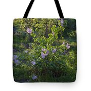 Lilac In Sunshine Tote Bag