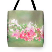 Lilacs In Sunshine Tote Bag