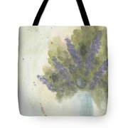 Lilacs Tote Bag by Ken Powers
