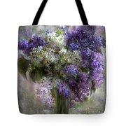 Lilacs Of Love Tote Bag