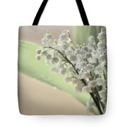 Lilies Of The Valley 2 Tote Bag