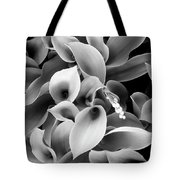 Lilies Of The Vallley Tote Bag