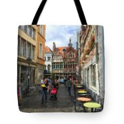 Lille Streets Series #2 Tote Bag