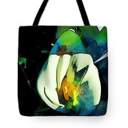 Lilli Tote Bag by Saifon Anaya
