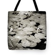 Lillies 8653 Tote Bag