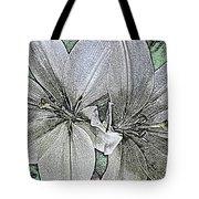 Lillies Tote Bag