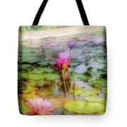 Lillie's Of Capistrano Tote Bag by Michael Hope
