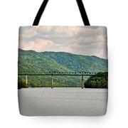 Lilly Bridge - Hinton West Virginia Tote Bag