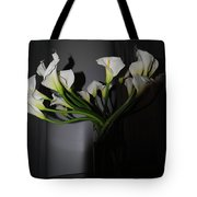 Lilly Of The Dark Tote Bag