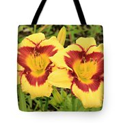 Lilly1 Tote Bag