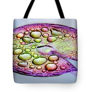 Lillypad Tote Bag