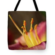 Lily Bloom Tote Bag