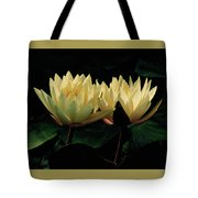 Lily Duet Tote Bag