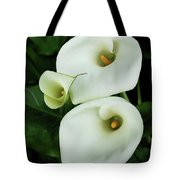 Lily Family Tote Bag