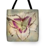 Lily For A Day Tote Bag