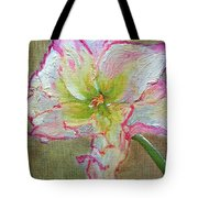 Lily From Paradise Tote Bag