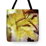 Lily In The Rain 1799 Idp_2 Tote Bag