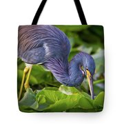 Lily Lickin Tote Bag