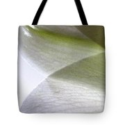 Lily Light And Shadow Tote Bag