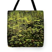 Lily Pad Place Tote Bag