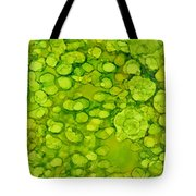 Lily Pad Pond Tote Bag
