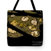 Lily Pads And Shadows Tote Bag