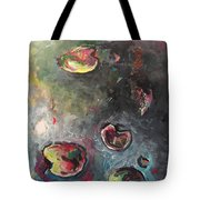 Lily Pads5 Tote Bag