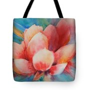 Lily Pond Tote Bag