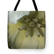 Lily Poster Tote Bag