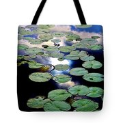 Lily Stairway Tote Bag