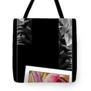 Lily Wall Decor Tote Bag